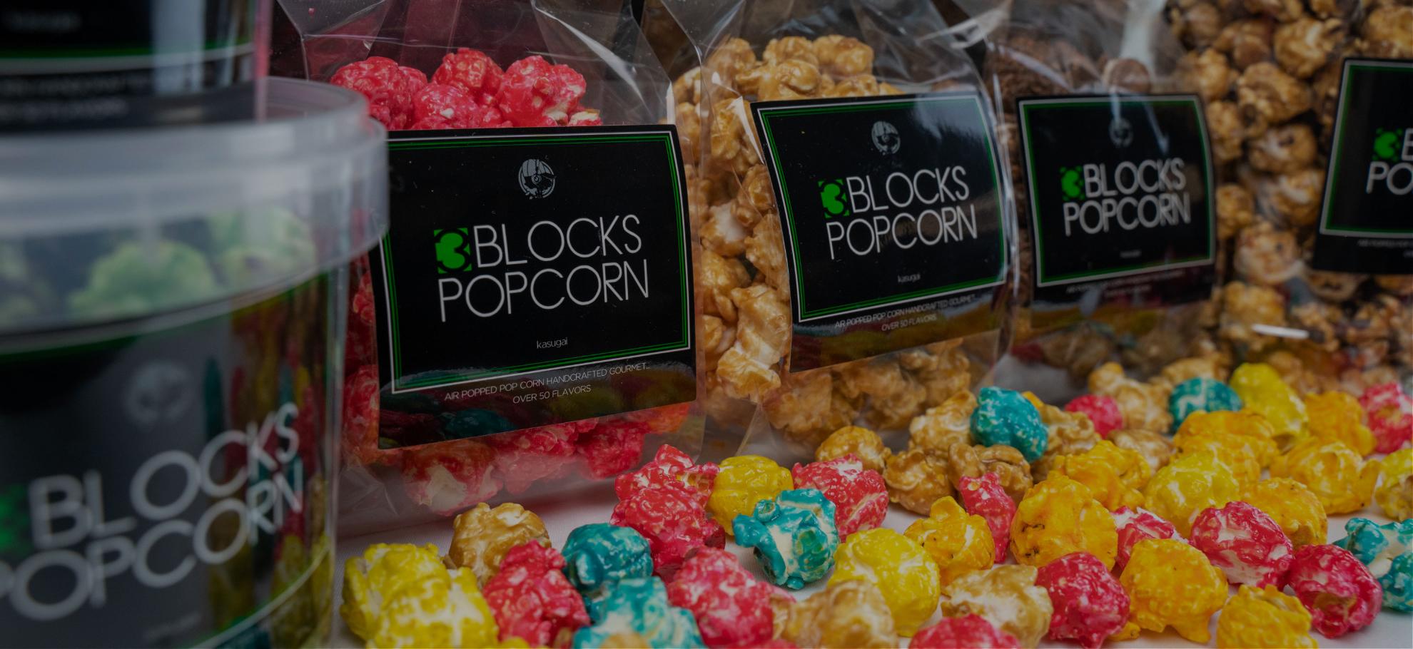 3BLOCKS POPCORNのイメージ写真1